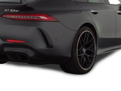 gebraucht Mercedes AMG GT 63 S 4Matic+ Night Aerodynamik Massage
