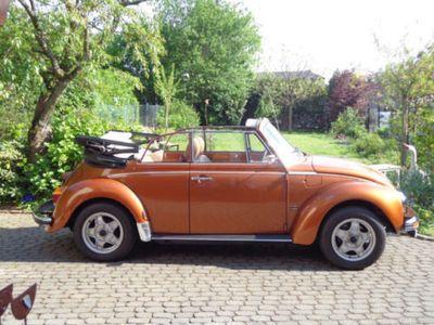 gebraucht VW Käfer 1303 Cabrio mit H-Kennzeichen