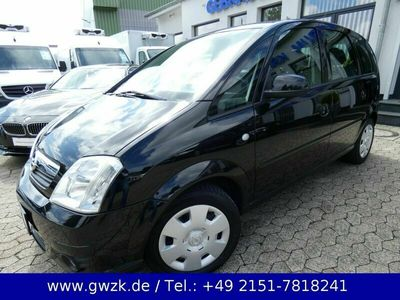 gebraucht Opel Meriva Edition Klima / Checkheft / Autogas (LPG)
