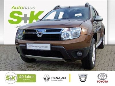 gebraucht Dacia Duster Prestige 1.6 16V LPG 105 4x2 Gasanlage+ T