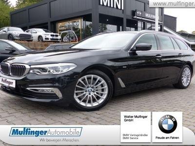 gebraucht BMW 530 d T.Standh.AHK DrivAss+ACC KomfSitz DAB Park.