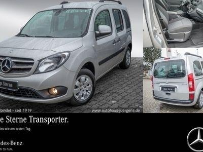 gebraucht Mercedes Citan 111 KOMBI/TOURER L+KLIMA+TEMPOMAT+RADIO