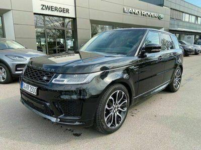 gebraucht Land Rover Range Rover Sport D250 HSE Silver Edition MY21 Bluetooth Navi LED