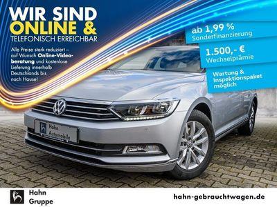 gebraucht VW Passat Passat Variant -Variant Comf 2.0TDI Climatr ACC Navi LED