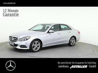 gebraucht Mercedes E250 4M Avantgarde+Comand+SHD+LED ILS+Parkas