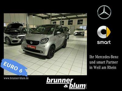 gebraucht Smart ForTwo Coupé Passion,Automatik,Cool&Audio,LED BC als Sportwagen/ in Weil am Rhein