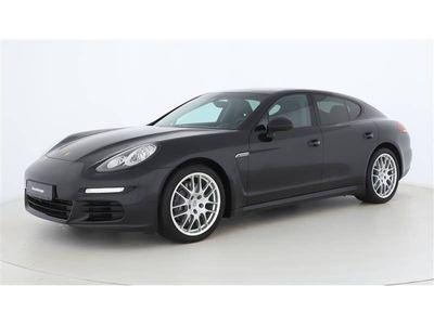 gebraucht Porsche Panamera Diesel, Luftfederung, BOSE, Surround View
