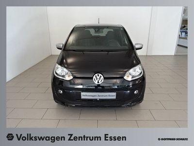 gebraucht VW up! up! 1.0 Club- Klima,Schiebedach,Sitzheizung,Alu,S