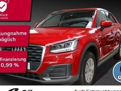 gebraucht Audi Q2 1.6 TDI basis LED*EINPH*SITZHZ