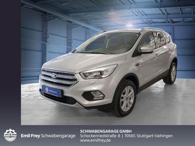 gebraucht Ford Kuga 1.5EcoB 2x4 Cool&Connect Navi DesgnP WinterP