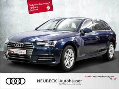 gebraucht Audi A4 Avant Sport 2.0 TDI EU6 NAVI VIRTUAL-C XENON