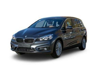 gebraucht BMW 218 Gran Tourer i LUXURY LINE+NAVI+LEDER+PANO+CAM