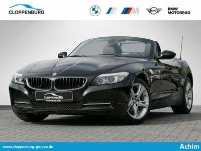 gebraucht BMW Z4 sDrive20i NaviProf Xenon Tempomat BT HiFi Shz PDC