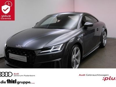 gebraucht Audi TT Coupé 45 TFSI quattro 2x S line/Technology s