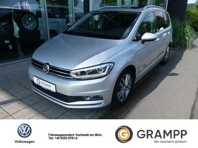 gebraucht VW Touran Highline +DSG+Discpro+Pano+Assists+AHK