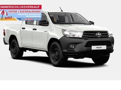 gebraucht Toyota HiLux 2.4 D-4D DC 4x4 Klima Radio in Kehl