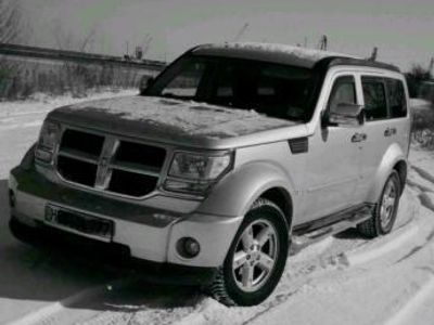 gebraucht Dodge Nitro 3,7 LPG. 4WD