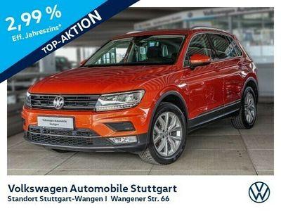 gebraucht VW Tiguan Highline 1.4 TSI DSG LED AHK ACC SHZ