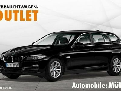 gebraucht BMW 520 - d Touring Aut.|EU6|Xenon|Navi|Sitzhz|Tempomat