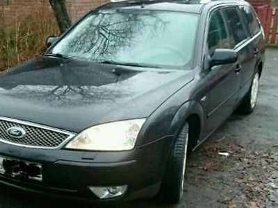 gebraucht Ford Mondeo Tüv 7/17 dvd. Play Station a...