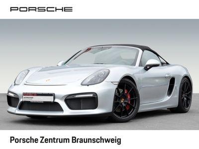 gebraucht Porsche Boxster Spyder 3.8 PCM Sportabgasanlage