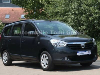 gebraucht Dacia Lodgy Laureate|KLIMA|El.FH|Servo|Metallic|7Sitze