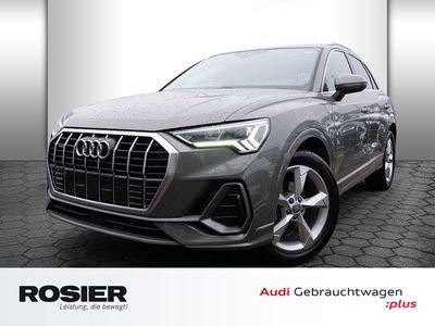 gebraucht Audi Q3 S line 35 TDI quattro 110 kW (150 PS) 6-Gang