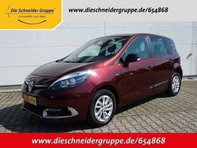 gebraucht Renault Scénic ENERGY TCe 115 S&S Limited Deluxe SHZ NAV