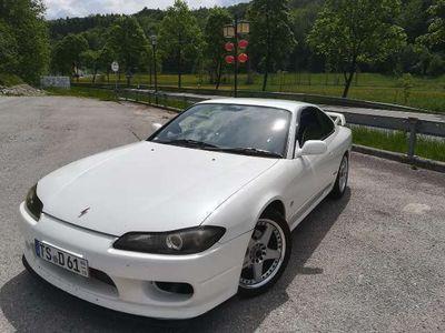 gebraucht Nissan Silvia S15 SpecR