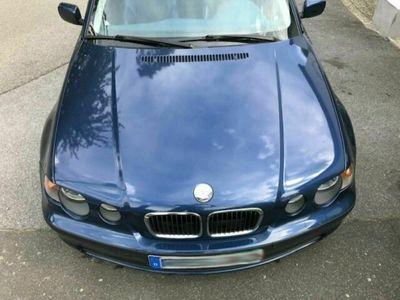 gebraucht BMW 316 Compact E46 ti