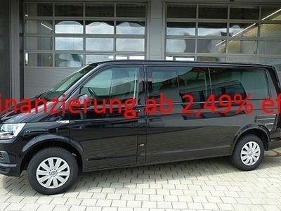 gebraucht VW Caravelle Transporter T6 2,0 TDIComfortline DSG Navi,AHK,Euro