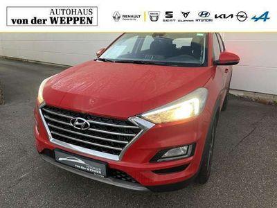 gebraucht Hyundai Tucson Advantage Automatik Navi Rückfahrkamera Gebrauchtwagen, bei Autohaus von der Weppen GmbH & Co. KG