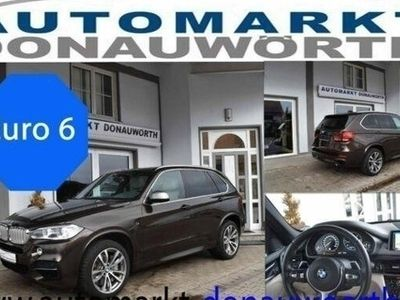 gebraucht BMW X5 M50d Panorama Individual Keyless HUD Kamera