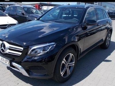 gebraucht Mercedes GLC220 d 4MATIC LED+AHK+Kamera+Navi+PDC