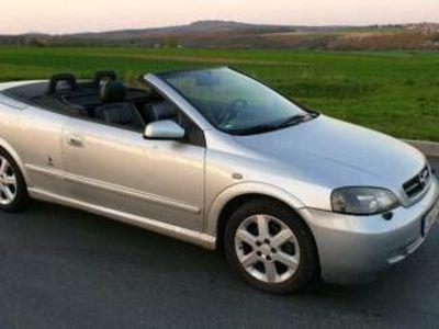 gebraucht Opel Astra Cabriolet 2.2 16V