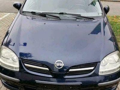 gebraucht Nissan Almera Tino 1.8 Benzin