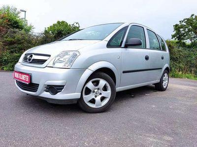gebraucht Opel Meriva 1.6 Edition nur 62tkm 1. Hd. KLIMA SHZ ALU HU neu