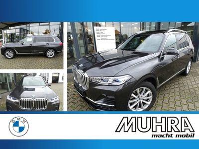 gebraucht BMW X7 40iAx UPE 110.800 AHK Standhzg. Komfortsitze