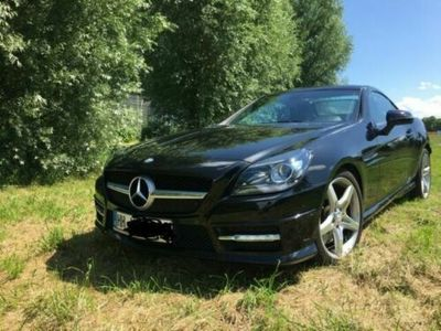 gebraucht Mercedes SLK200 (BlueEFFICIENCY) 7G-TRONIC