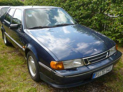 gebraucht Saab 9000 2.3 - 16 CSE / USA Luxus Unikat !!!