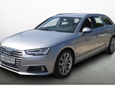 gebraucht Audi A4 Avant sport 2.0TDI S-TRONIC LED+NAVI+VIRTUAL-COCKP
