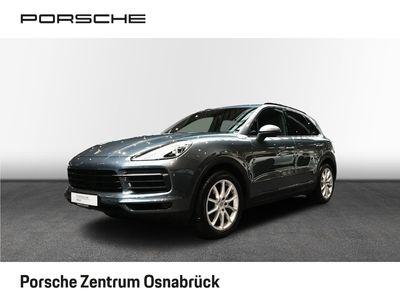 gebraucht Porsche Cayenne Panoramadach SHZ vorne und hinten