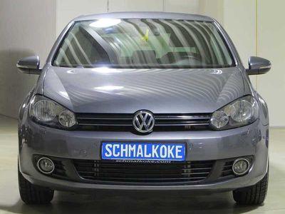 gebraucht VW Golf VI 1.2 TSI TEAM Climatic ParkAssist