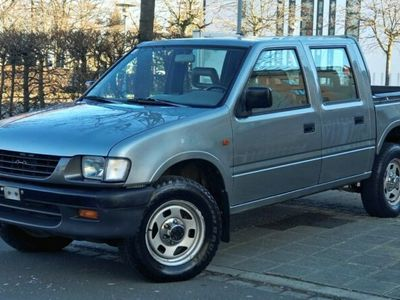 gebraucht Opel Campo 3.1 TD 4x4 OR. Kilometer 1.Hand //TÜV NEU/