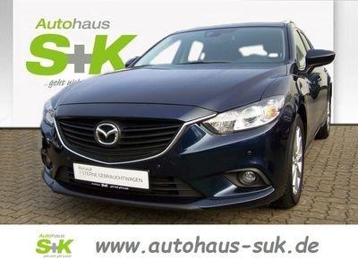 used Mazda 6 Kombi SKYACTIV-D. Center Line * PDC * SHZ * ABS Fa