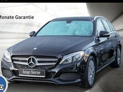 gebraucht Mercedes C350e T AVANTGARDE NAVI AIRMATIC LED TOTWINKEL