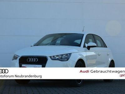 gebraucht Audi A1 Sportback Attraction 1.6 TDI 66 kW (90 PS) 5-Gang