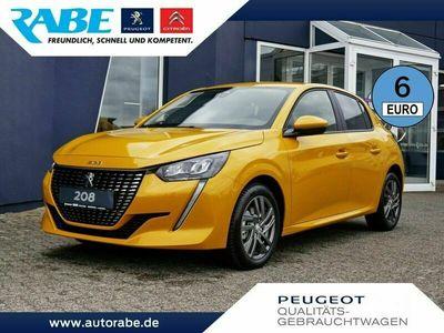 gebraucht Peugeot 208 Active Pack 100 BlueHDi NAVI+Sitzheizung+LMR