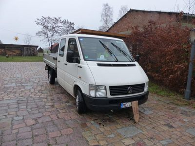 gebraucht VW LT 28 DOKA, TDI 2DG0D2/W81