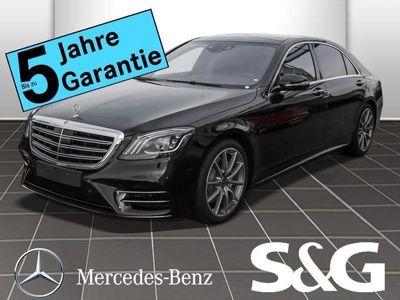 gebraucht Mercedes S560 e lang AMG line Airmatic/Multikonturs/-kli